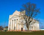 Островец, костел св. Козьмы и Демьяна, 1785-87 гг…