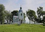 Озерница, церковь св. Николая, 1867 г.