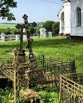 Озерница, могила старшины Макаревича, 1860-е гг.