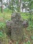 Перебродье, каменные кресты