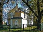 Перковичи, церковь: колокольня