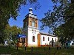 Первомайская (Березов. р-н), церковь св. Николая, 1903 г.