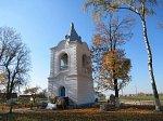 Подлесье (Ляхов. р-н), церковь: колокольня, XIX в.?