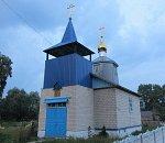 Погост (Житков. р-н), церковь Крестовоздвиженская, с 1992 г.