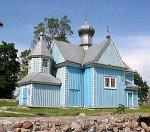 Покры, церковь Покровская (дерев.), 1739 г…