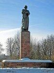 Полоцк, памятник Франциску Скорине, 1974 г.