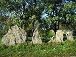 Потаповичи, камни с надписями 1683 г.