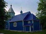 Прилуки (Брест. р-н), церковь Покровская (дерев.), 1870 г.