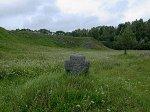 Прудники (Миорский р-н), каменный крест