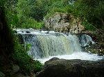 Прудники (Миорский р-н), водопад на реке Вята