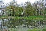 Пружаны, усадьба: парк, XIX в.