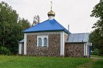 Рабунь, церковь Успенская, 1862 г.
