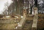 Райца, церковь: брама, XIX в.