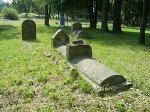 Речица, кладбище еврейское