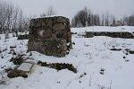 Родевичи (Ошмян. р-н), кладбище солдат 1-й мировой войны: памятник немецким солдатам, 1915-18 гг.