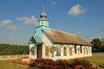 Рубежевичи, церковь св. Николая, 2000 г.
