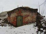 Руденск, железнодорожная станция: ледовня, кон. XIX-нач. XX вв.