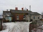 Руденск, железнодорожная станция:  служебные постройки, кон. XIX-нач. XX вв.