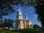 Селец (Березов. р-н), церковь Успенская, 1865-70 гг.