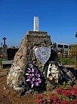 Селивановцы, кладбище солдат 1-й мировой войны: памятник немецким солдатам, 1915-18 гг.