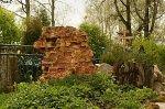 Семков Городок, часовня-надмогилье (?) (руины), XIX в.?