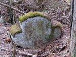 Шайтерово, каменный крест