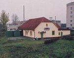 Шарковщина, синагогальный двор: служебная постройка, 1-я пол. XX в.?
