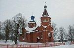 Славное (Толоч. р-н), церковь Собора Белорусских Святых, после 1990 г.