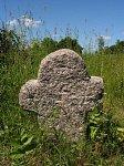 Слобода (Витеб. р-н), каменный крест