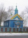 Соколово, церковь Усекновения главы Иоанна Предтечи (дерев.), 1820-е гг…