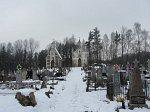 Сопоцкин, кладбище католическое