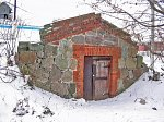 Стар. Дороги (город), железнодорожная станция: ледовня, кон. XIX-нач. XX вв.