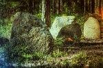 Стеберяки, каменный комплекс с изображениями и надписями