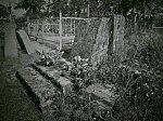 Столбцы, кладбище католическое: алтарь униатского храма (?), 1-я пол. XX в.?