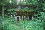 Стрельчики, форт № 4: пороховой склад, нач. XX в.