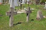 Свилели, могилы солдат 1-й мировой войны, 1915-18 гг.