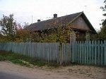 Талька, дом, в котором жил Я. Колас
