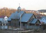 Тарасово, церковь св. Георгия (дерев.), 1995 г.
