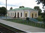 Тощица, железнодорожная станция, 1-я пол. XX в.