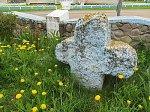 Тумиловичи, каменный крест