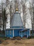 Турки (Бобруй. р-н), часовня (дерев.), после 1990 г.
