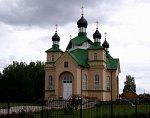 Тышковичи, церковь Казанской иконы Богоматери, 2010 г.