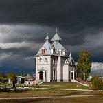 Узнаж, церковь Успенская, после 1990 г.