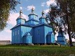 Велемичи, церковь св. Ильи (дерев.), 1881 г.?