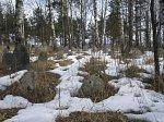 Верхнедвинск, кладбище еврейское