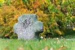 Вилейка, каменный крест