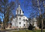 Витебск, церковь Успенская, 1858 г.