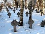 Волколата, кладбище польских солдат, 1920-е гг.