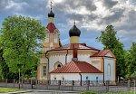 Волковыск, церковь св. Николая, 1874 г.