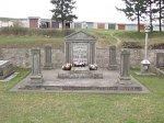 Волковыск, кладбище  польских солдат:   памятник, 1920-30-е гг.